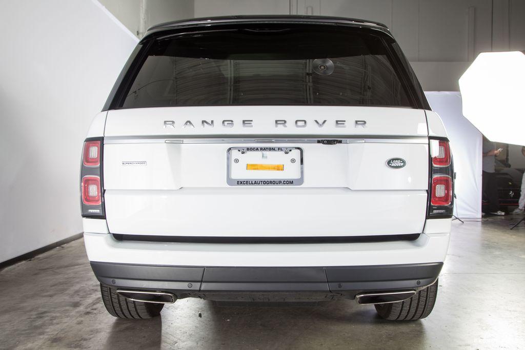 2018 Land Rover Range Rover  - 18398495 - 17