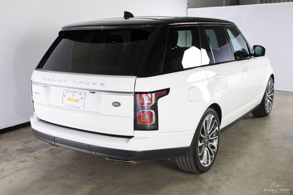 2018 Land Rover Range Rover  - 18398495 - 18