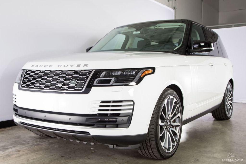 2018 Land Rover Range Rover  - 18398495 - 21