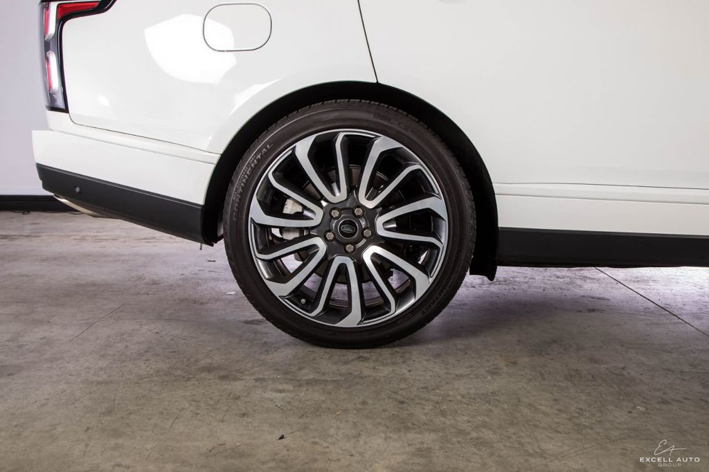 2018 Land Rover Range Rover  - 18398495 - 22