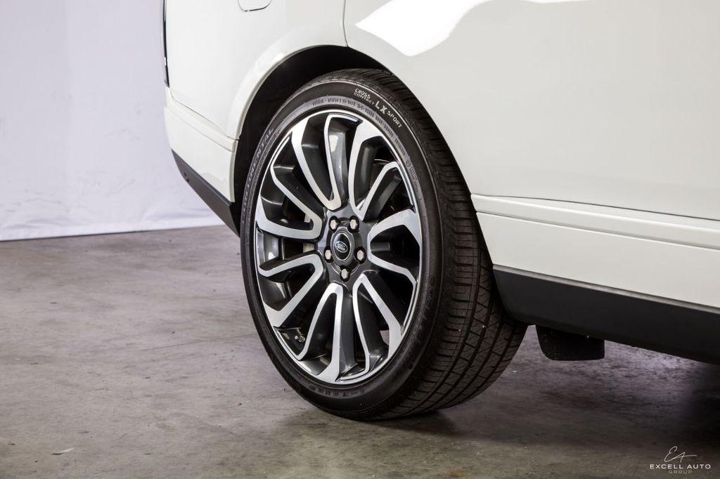 2018 Land Rover Range Rover  - 18398495 - 24