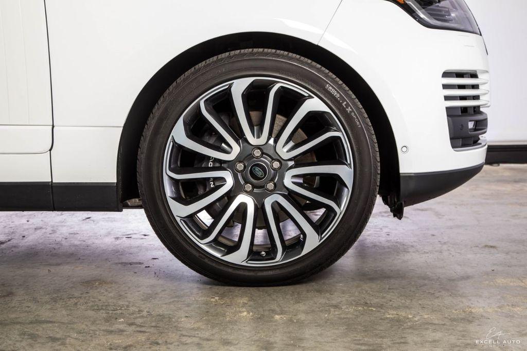 2018 Land Rover Range Rover  - 18398495 - 25