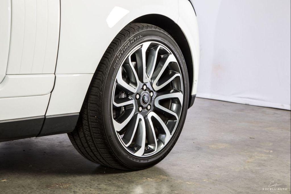 2018 Land Rover Range Rover  - 18398495 - 27