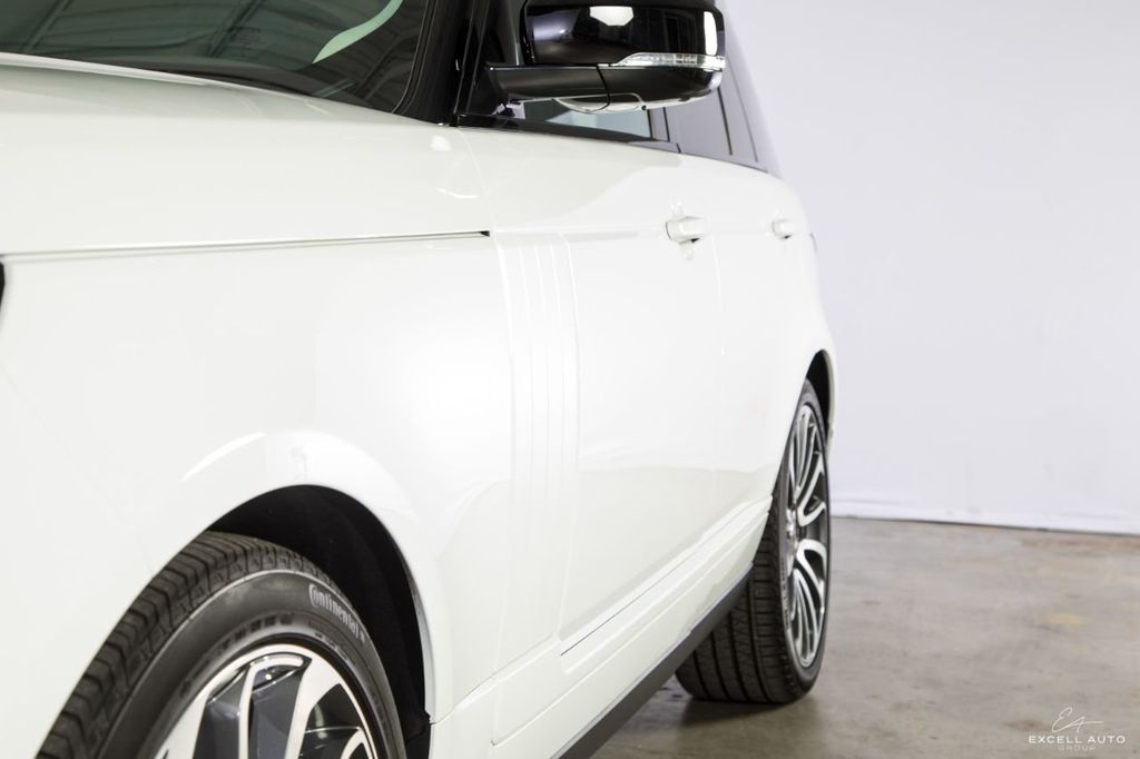 2018 Land Rover Range Rover  - 18398495 - 35