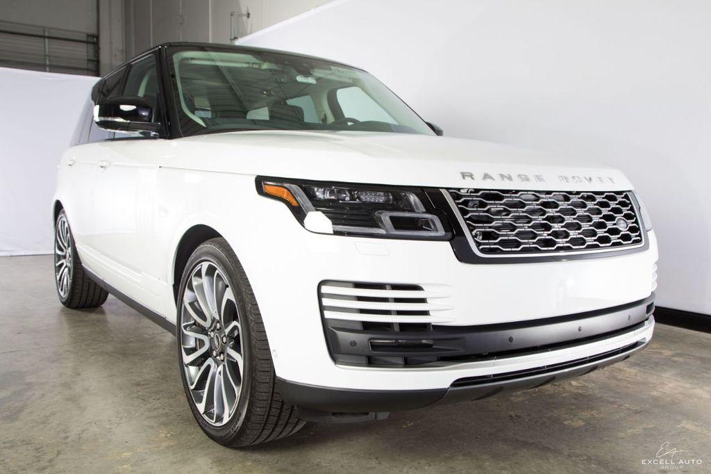 2018 Land Rover Range Rover  - 18398495 - 5