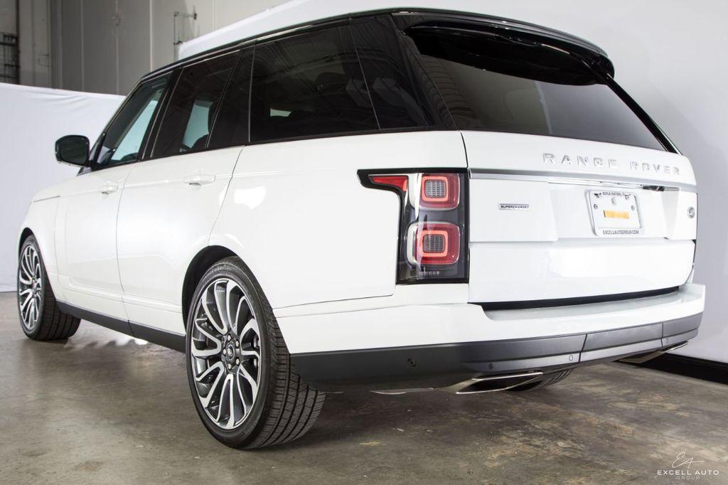 2018 Land Rover Range Rover  - 18398495 - 6