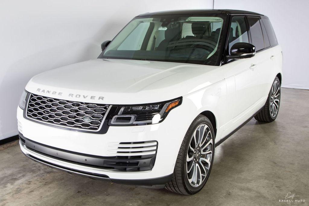 2018 Land Rover Range Rover  - 18398495 - 7