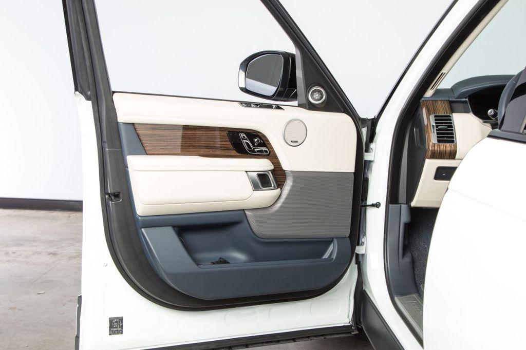 2018 Land Rover Range Rover  - 18398495 - 8