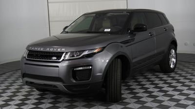 2018 Land Rover Range Rover Evoque COURTESY VEHICLE  SUV