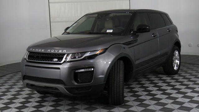 2018 Land Rover Range Rover Evoque COURTESY VEHICLE