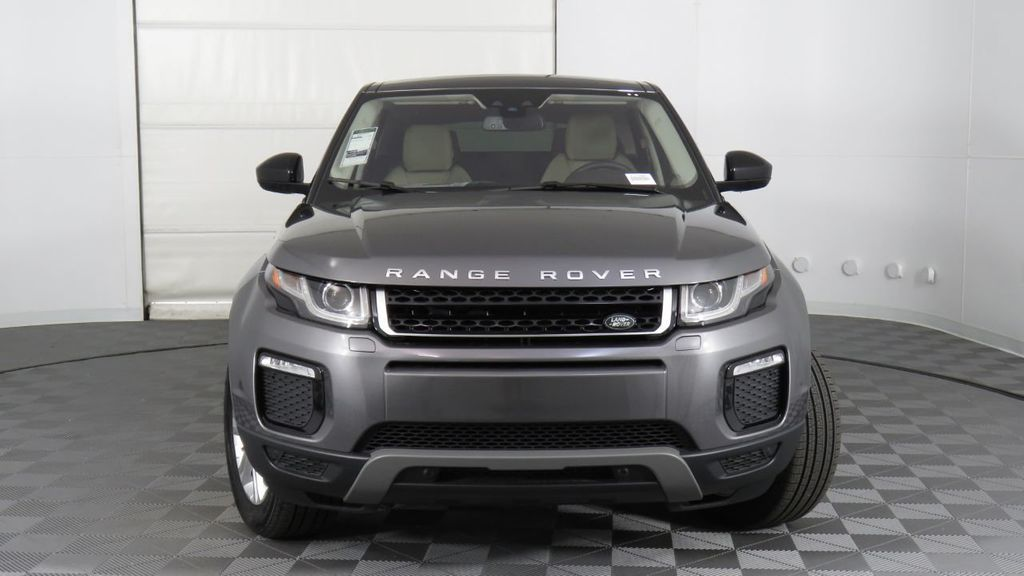 2018 Used Land Rover Range Rover Evoque COURTESY VEHICLE at Scottsdale  Ferrari Serving Phoenix, AZ, IID 17893840