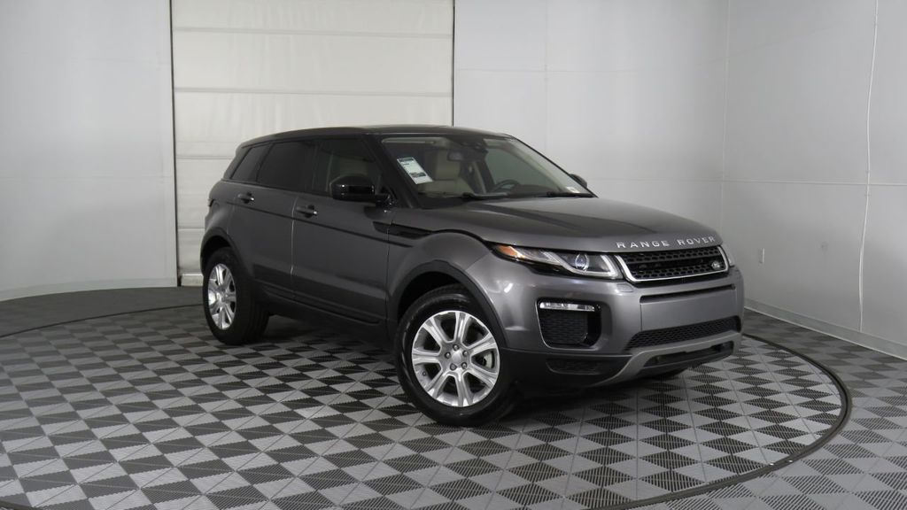 2018 Land Rover Range Evoque Courtesy Vehicle 17893840 2