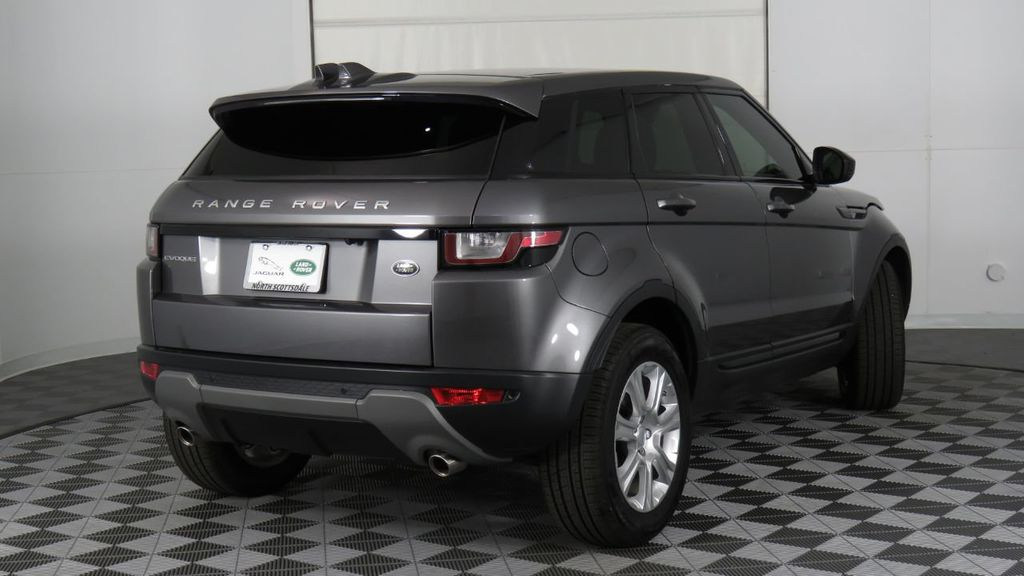 2018 used land rover range rover evoque courtesy vehicle. Black Bedroom Furniture Sets. Home Design Ideas