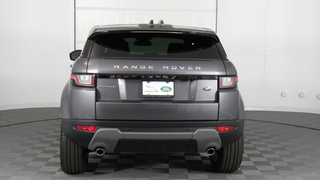 2018 Land Rover Range Evoque Courtesy Vehicle 17893840 5