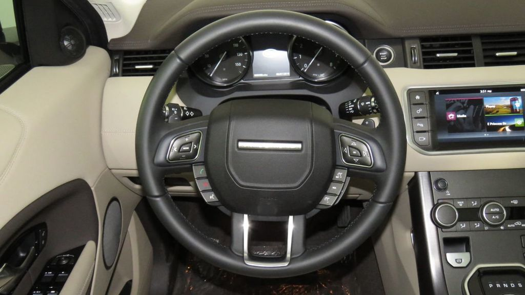2018 Used Land Rover Range Rover Evoque COURTESY VEHICLE SUV for
