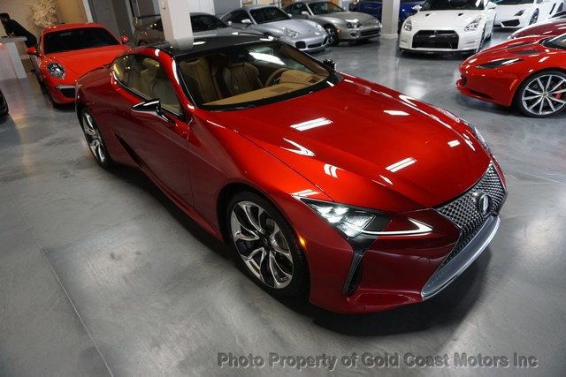 2018 Lexus LC LC 500 RWD - Click to see full-size photo viewer