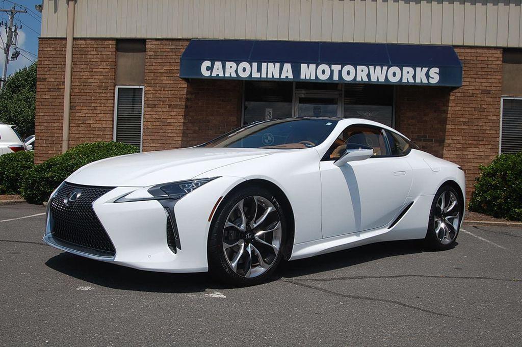 2018 Used Lexus Lc Lc 500 Rwd At Carolina Motorworks Serving Rock