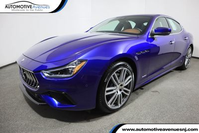 Used Maserati Ghibli Nj