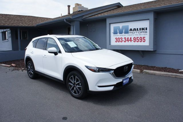Used Mazda Cx-5 >> 2018 Used Mazda Cx 5 At Maaliki Motors Serving Aurora Denver Co