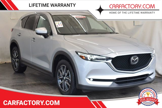 Used Mazda Cx-5 >> 2018 Used Mazda Cx 5 Grand Touring Fwd At Car Factory Outlet Serving