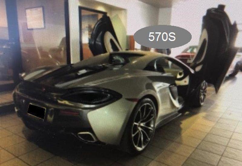 2018 McLaren 570S 570S SPIDER - 18550691 - 2