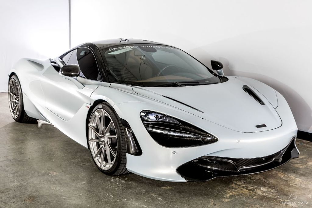 2018 McLaren 720S Luxury Coupe - 17517189 - 17