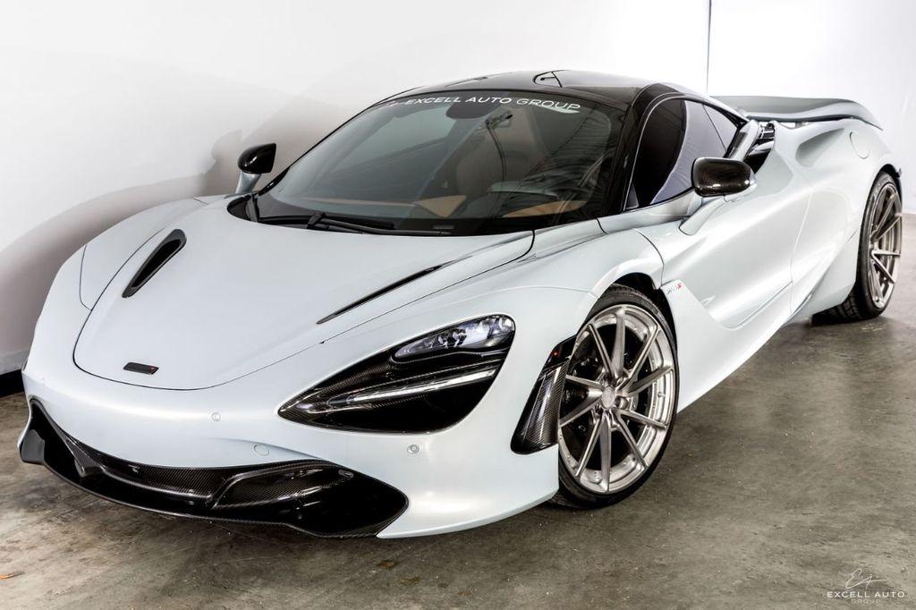 2018 McLaren 720S Luxury Coupe - 17517189 - 19