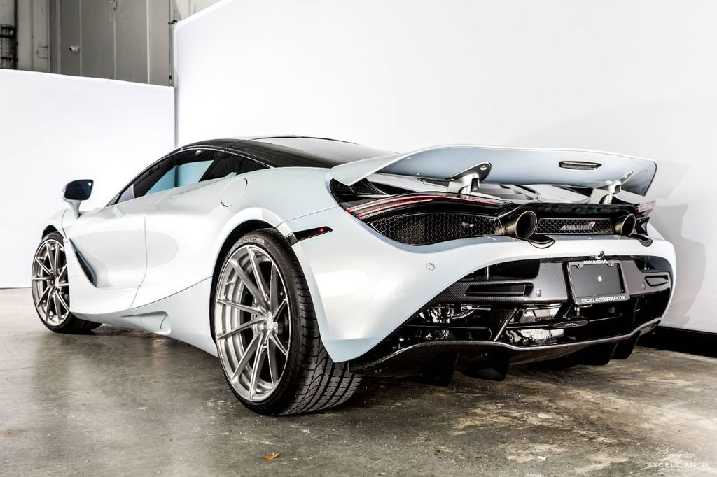 2018 McLaren 720S Luxury Coupe - 17517189 - 20