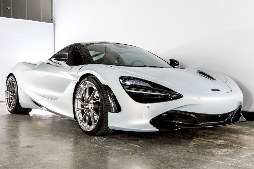 Excell Auto Group >> 2018 Used McLaren 720S Luxury Coupe at Excell Auto Group Serving Boca Raton, FL, IID 17517189