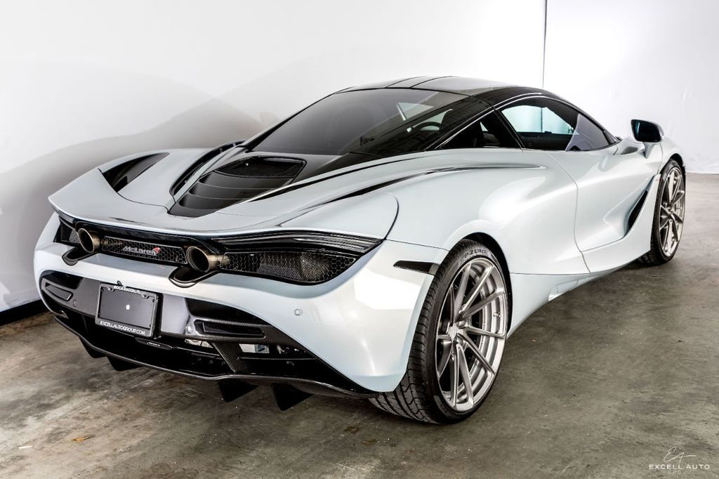 2018 McLaren 720S Luxury Coupe - 17517189 - 5
