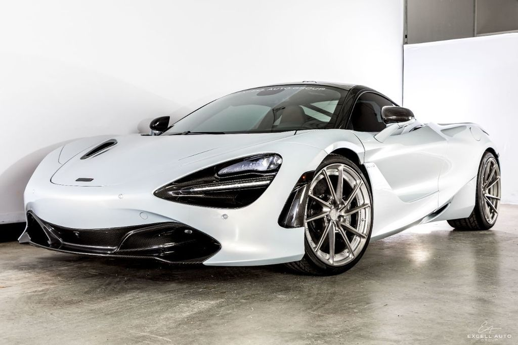 2018 McLaren 720S Luxury Coupe - 17517189 - 7
