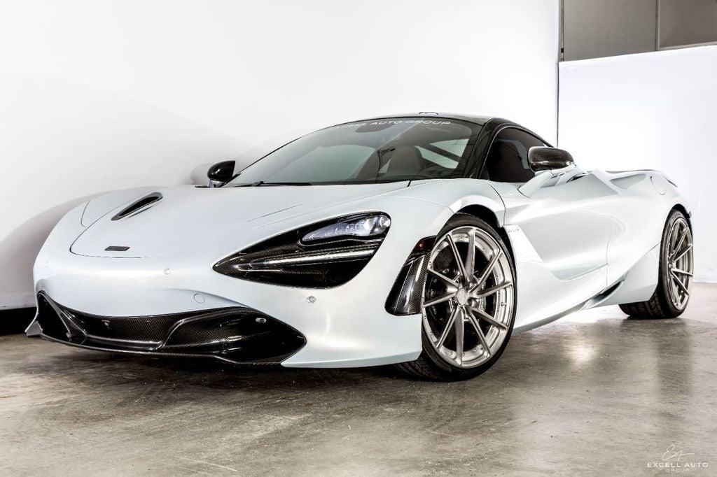 2018 McLaren 720S Luxury Coupe - 17517189 - 7