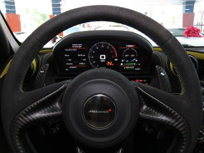 2018 McLaren 720S Performance Coupe - Click to see full-size photo viewer