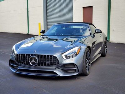 2018 Mercedes-Benz AMG GT C Roadster Convertible