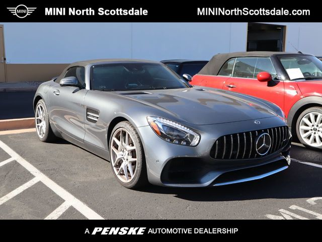 Mercedes Benz Of Scottsdale >> Used Mercedes Benz Amg Gt At Mini North Scottsdale Serving Phoenix Az