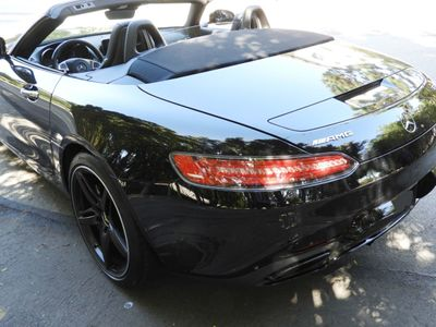 2018 Mercedes-Benz  AMG GT Roadster - Click to see full-size photo viewer