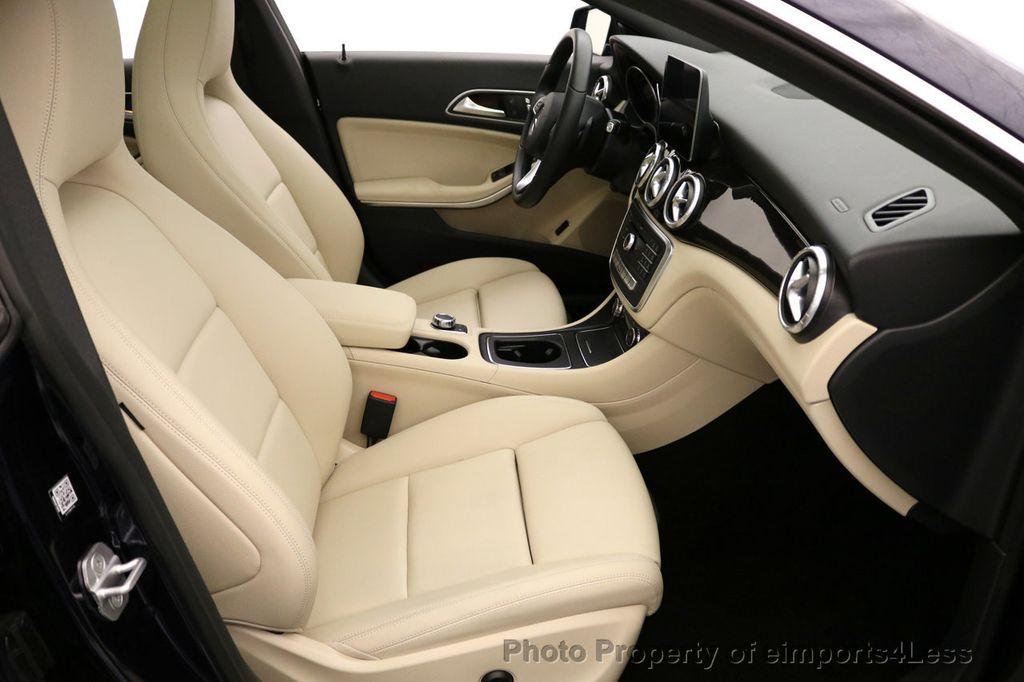 2018 Mercedes-Benz CLA CERTIFIED CLA250 4Matic AWD Adapt Suspension CAM NAV - 17614154 - 9