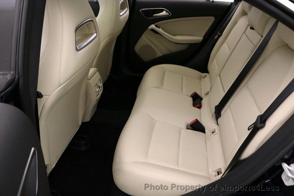2018 Mercedes-Benz CLA CERTIFIED CLA250 4Matic AWD Adapt Suspension CAM NAV - 17614154 - 10