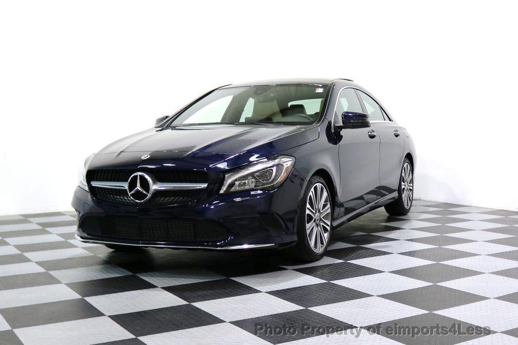 2018 Mercedes-Benz CLA CERTIFIED CLA250 4Matic AWD Adapt Suspension CAM NAV - 17614154 - 15