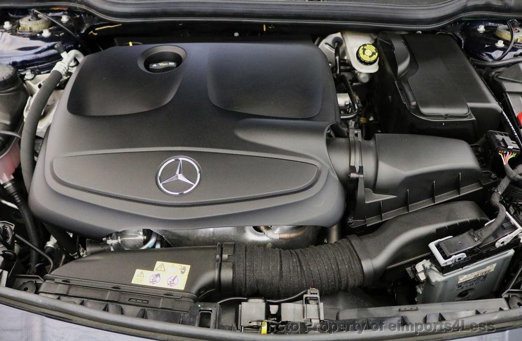 2018 Mercedes-Benz CLA CERTIFIED CLA250 4Matic AWD Adapt Suspension CAM NAV - 17614154 - 21
