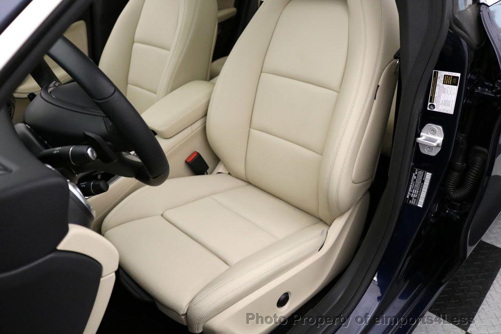 2018 Mercedes-Benz CLA CERTIFIED CLA250 4Matic AWD Adapt Suspension CAM NAV - 17614154 - 24