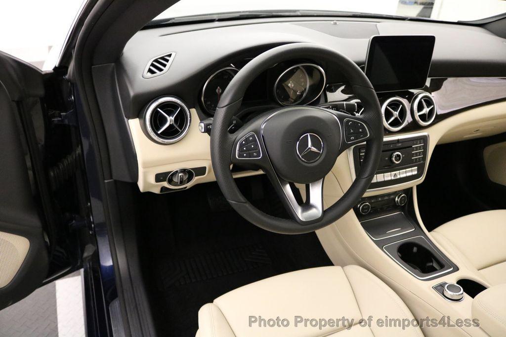 2018 Mercedes-Benz CLA CERTIFIED CLA250 4Matic AWD Adapt Suspension CAM NAV - 17614154 - 26