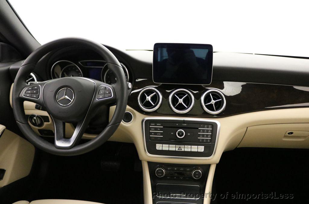 2018 Mercedes-Benz CLA CERTIFIED CLA250 4Matic AWD Adapt Suspension CAM NAV - 17614154 - 27