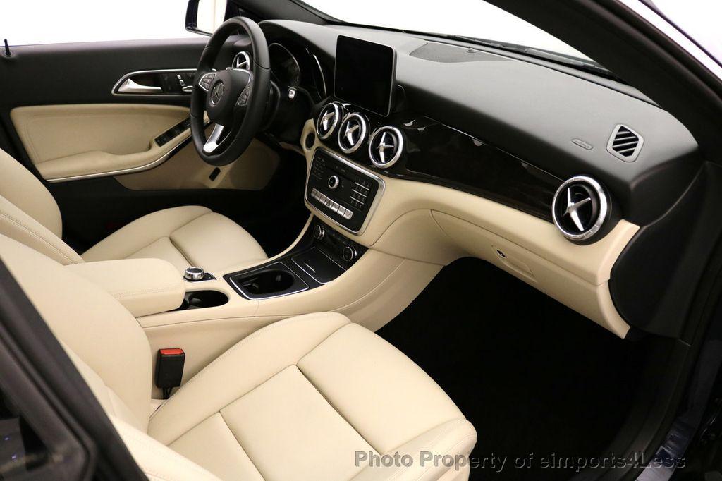 2018 Mercedes-Benz CLA CERTIFIED CLA250 4Matic AWD Adapt Suspension CAM NAV - 17614154 - 28
