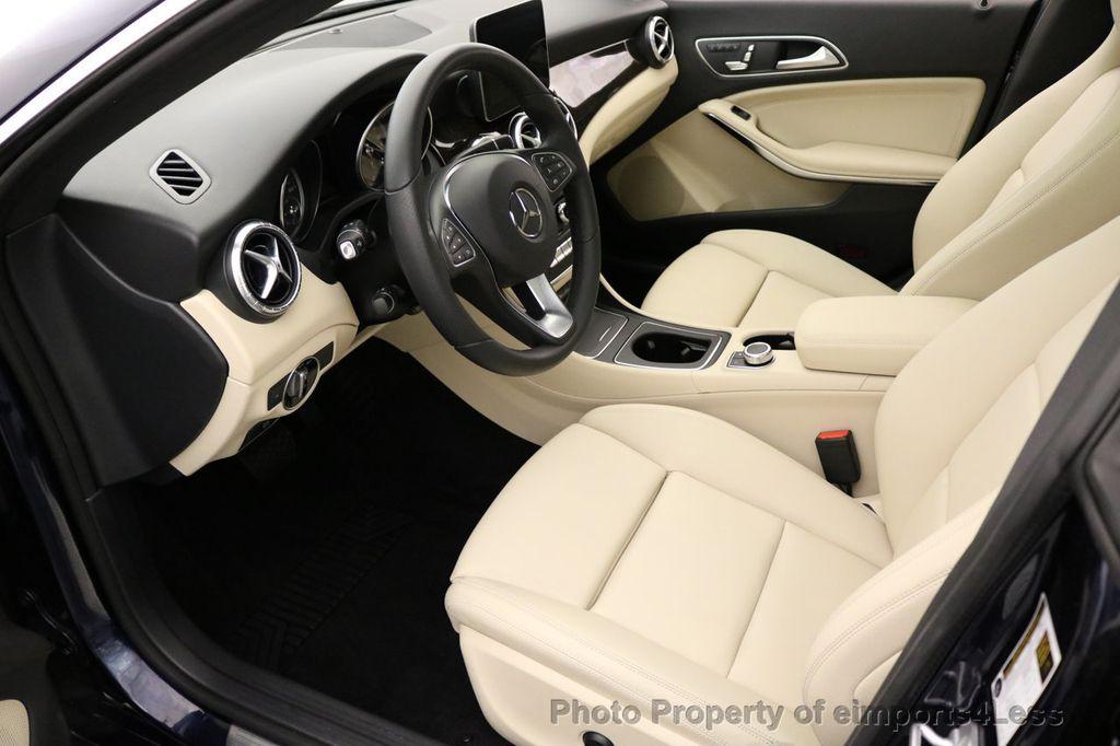 2018 Mercedes-Benz CLA CERTIFIED CLA250 4Matic AWD Adapt Suspension CAM NAV - 17614154 - 37