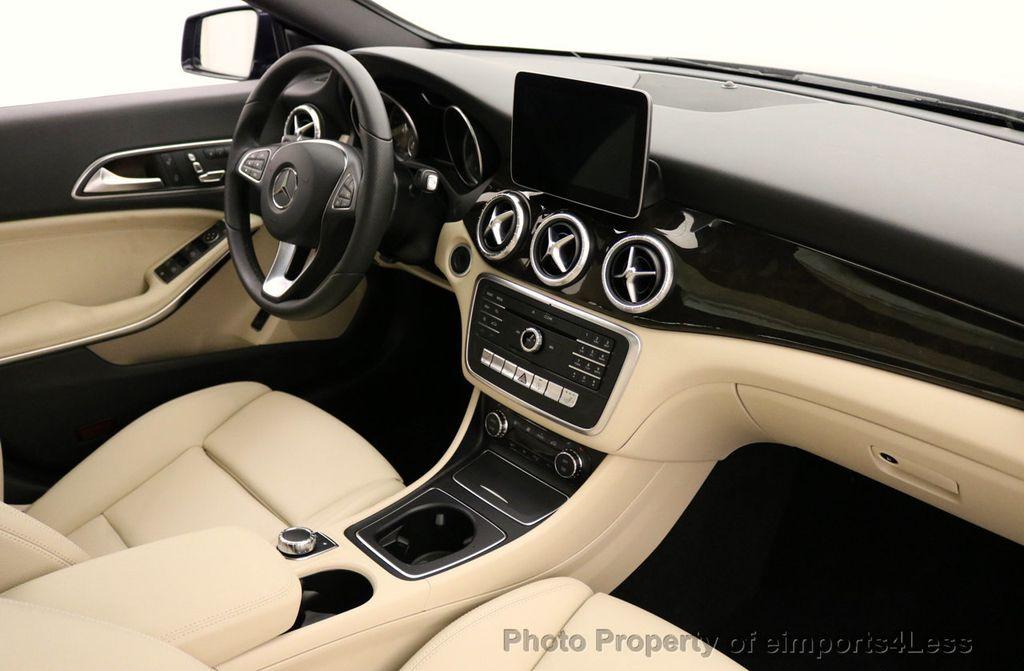 2018 Mercedes-Benz CLA CERTIFIED CLA250 4Matic AWD Adapt Suspension CAM NAV - 17614154 - 38