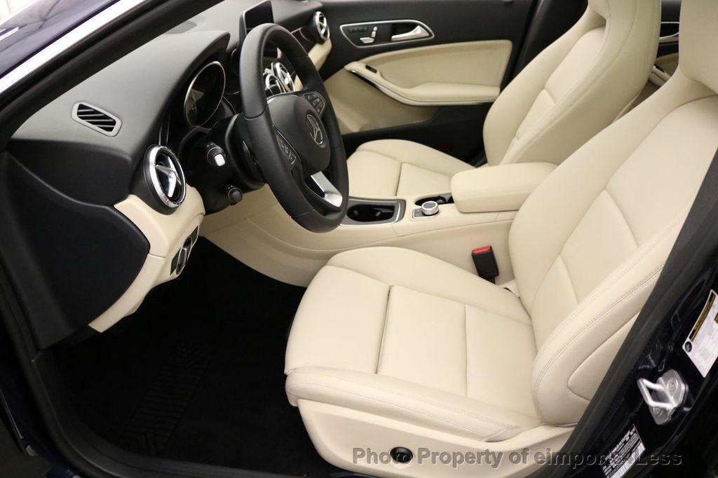 2018 Mercedes-Benz CLA CERTIFIED CLA250 4Matic AWD Adapt Suspension CAM NAV - 17614154 - 44