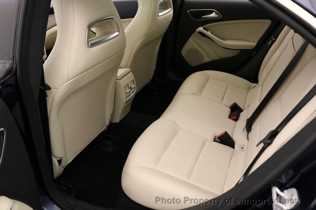 2018 Mercedes-Benz CLA CERTIFIED CLA250 4Matic AWD Adapt Suspension CAM NAV - 17614154 - 46
