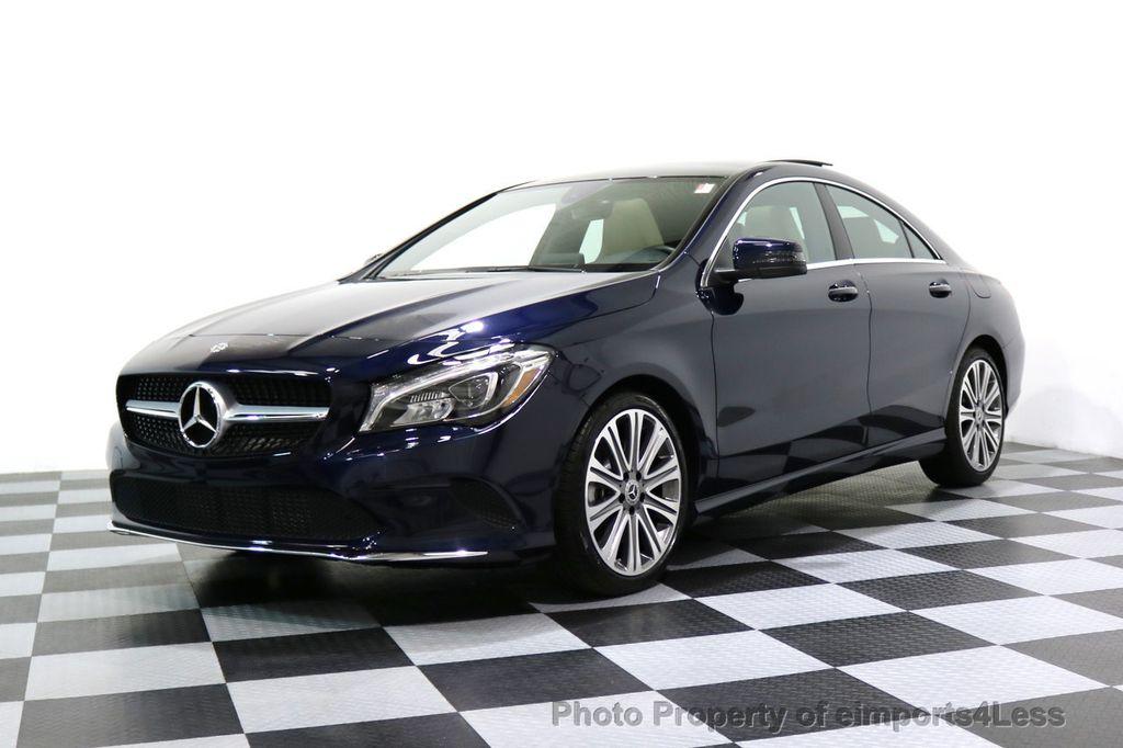 2018 Mercedes-Benz CLA CERTIFIED CLA250 4Matic AWD Adapt Suspension CAM NAV - 17614154 - 53