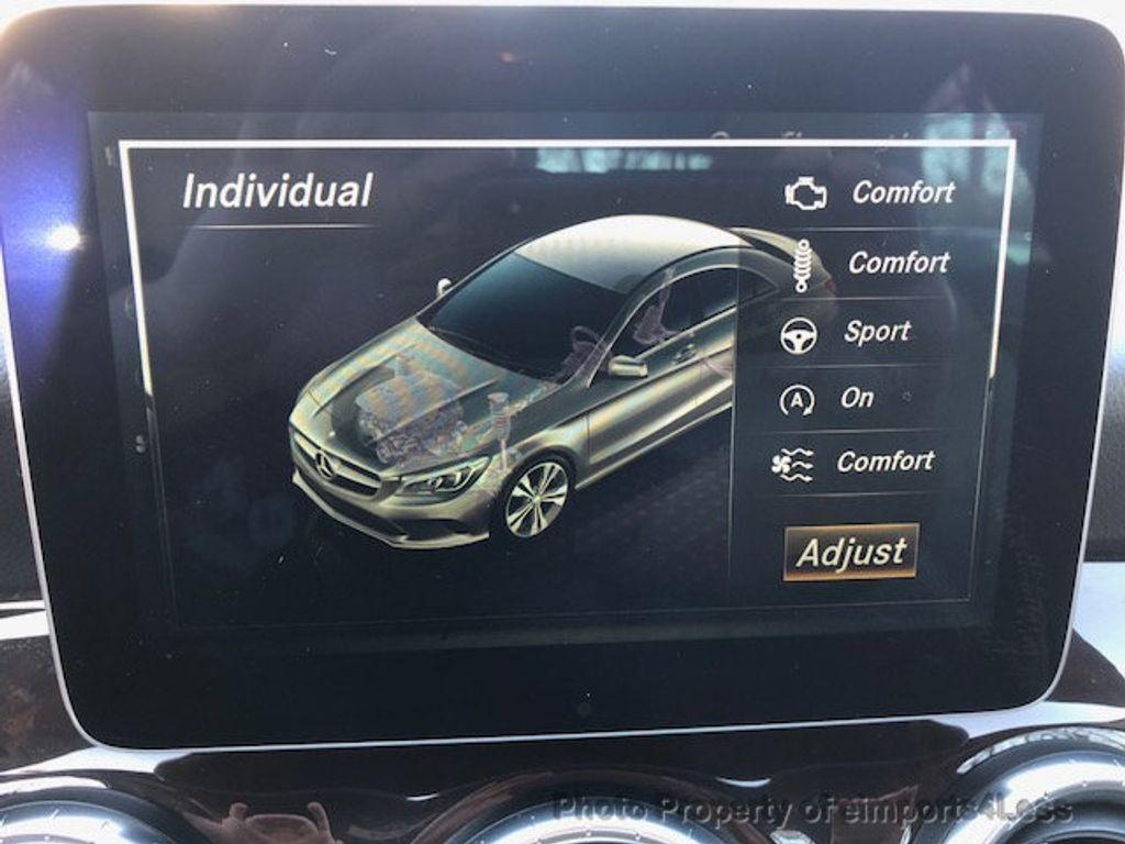 2018 Mercedes-Benz CLA CERTIFIED CLA250 4Matic AWD Adapt Suspension CAM NAV - 17614154 - 6